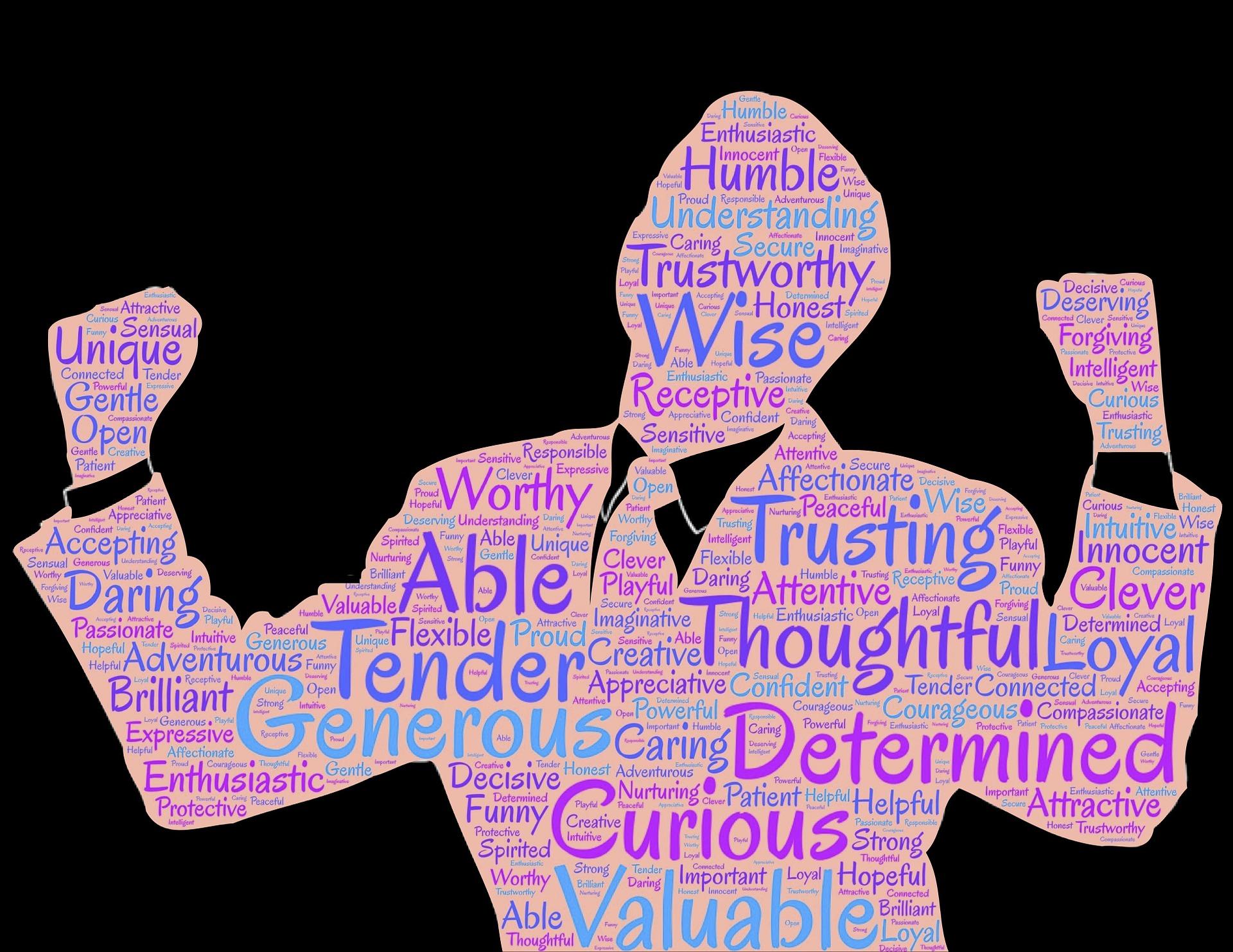 Build a Positive Self-Esteem | Search Your Success Today